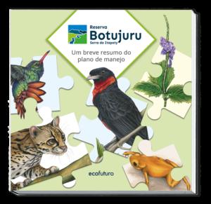 Livro: Resumo do Plano de Manejo Reserva Botujuru - Serra do Itapety